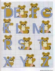 lettere punto croce per bavette 19 best bavaglini punto croce schemi gratis images on