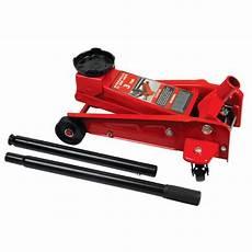 Cric Hydraulique Roulant Professionnel 3 Tonnes