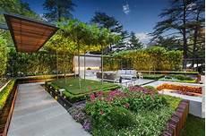 And Airy Modern Garden Designs Wearefound Home