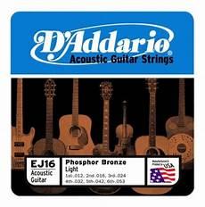 D Addario Phosphor Bronze Acoustic Steel Guitar Strings