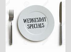 Wednesday Dinner Restaurant Specials South of Boston MA