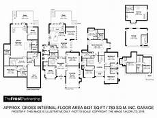 floorplan of a 8000 sq ft mansion in beaconsfield uk used