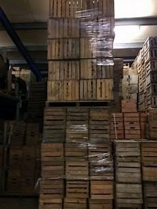 eine ware bestellen 1 st 252 ck massive obstkisten b ware weinkisten