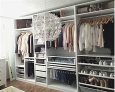 Vorher Nachher Kg My Closet Ikea Pax