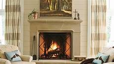 Decorating Ideas For The Fireplace by 25 Cozy Ideas For Fireplace Mantels Southern Living