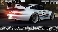trackmania united forever porsche 911 993 rwb rauh