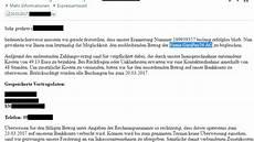 betr 252 ger e mails der firma giropay24 ag im umlauf multimedia