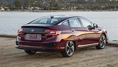 2019 honda clarity fuel cell is a more expensive