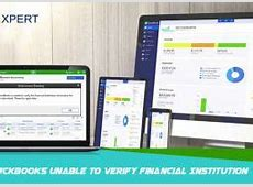 Quickbooks Is Unable To Verify The Financial Institution Best Deal