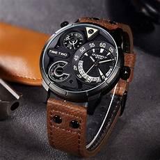 Eyki Mens Sport 2018 Luxury Brand Clock Brown