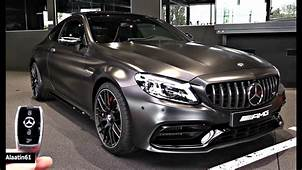 Mercedes C63 AMG Coupe 2020 NEW FULL Review Interior