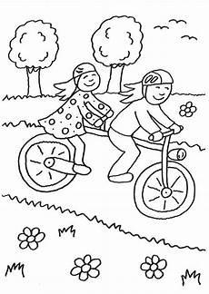Schule Und Familie Malvorlagen Auf Kostenlose Malvorlage Rund Ums Spielen Kinder Fahren