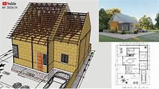 Desain Rumah Minimalis Di Tanah 10x10 Meter