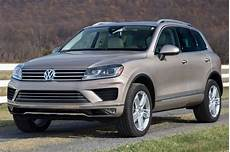 vw suv 2015 used 2015 volkswagen touareg for sale pricing features