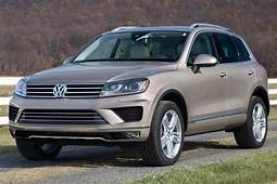 Used 2015 Volkswagen Touareg For Sale  Pricing & Features