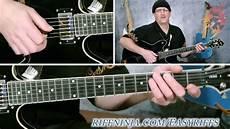 cool guitar riffs cool blues guitar riff lesson intermediate