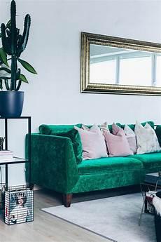 wohnzimmer rosa unsere neue wohnzimmer einrichtung in gr 252 n grau und rosa