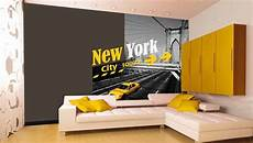 décoration new york chambre d 233 co chambre taxi new york