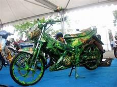 Modifikasi Sepeda by Gambar Modifikasi Sepeda Motor Paling Gaul Dan Sporty