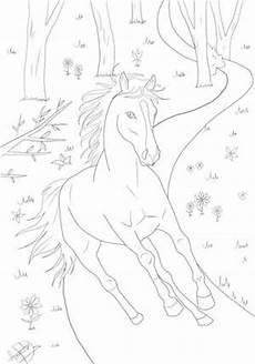 Malvorlage Galoppierendes Pferd Ausmalbilder Pferde Kostenlose Malvorlagen Zum Ausmalen