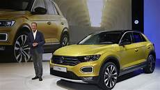 2018 Vw T Roc Gets Its 15 Minutes Of Fame In Official