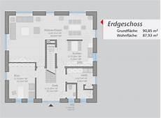 Grundriss Mit Treppe In Der Mitte - grundriss 187 sch 246 ne aussichten 171 erdgeschoss haus haus
