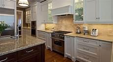 Backsplash For White Kitchen Cabinets White Kitchen Cabinets Travertine Backslash Tile Kitchen
