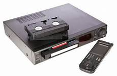 vhs a format now relegated to collector value