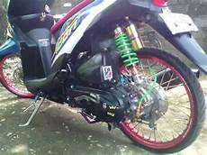 Honda Beat Variasi by Modifikasi Beat Thailand Modifikasi Honda Beat Thailand