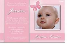 thank you card bautism template word baptism invitations for christening