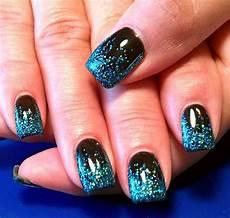 15 french black gel nail art designs ideas 2016