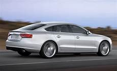 audi a5 2 0 2005 auto images and specification