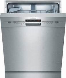 Siemens Einbau Geschirrspüler Preise - testsieger unterbau geschirrsp 252 ler siemens sn45m539eu