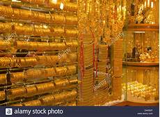 dubai dubai united arab emirates the gold souk so much gold in gold in the gold souk dubai united arab emirates middle