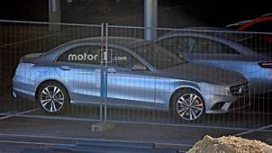 Mercedes C Class Facelift To Feature Plug In Hybrid Diesel