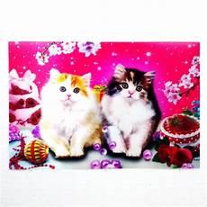Gambar 3d Kucing Markas3d