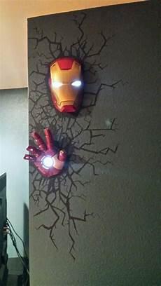iron man marvel 3d nightlights