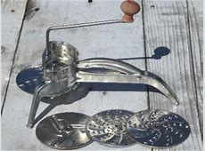 vintage kitchen tools & utensils