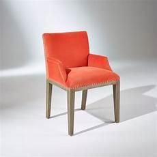 fauteuil de table kenza velours
