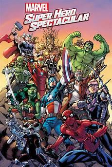 Jul150849 Marvel Spectacular By Nauck Poster