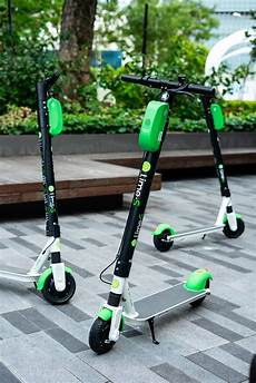 lime e scooter singapore available in business