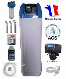le test de l adoucisseur d eau fleck nevada de 30 litres