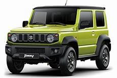 New 2019 Suzuki Jimny Suv European Specifications