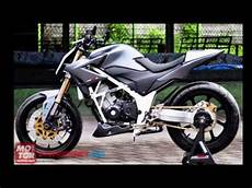 Honda Cb150r Modifikasi by Modifikasi Motor Honda Cb150r