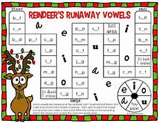 christmas reading game printable primary theme park