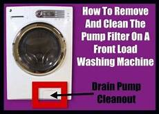 Whirlpool Waschmaschine Pumpe Reinigen - how to clean filter on a front load washer drain