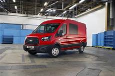 Ford Transit Automatic Review