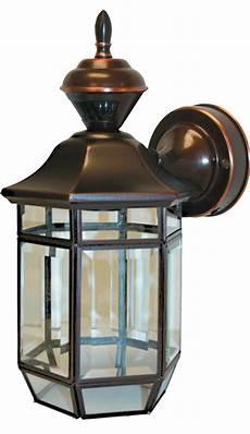 heath zenith lexington 1 light outdoor wall lighting ebay