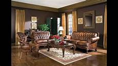 Living Decor Ideas brown living room furniture ideas
