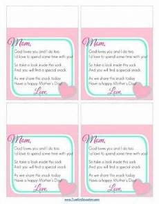 s day printable cards and poems 20492 free s day snack tag printable mothers day poems mothers day cards mothers day crafts